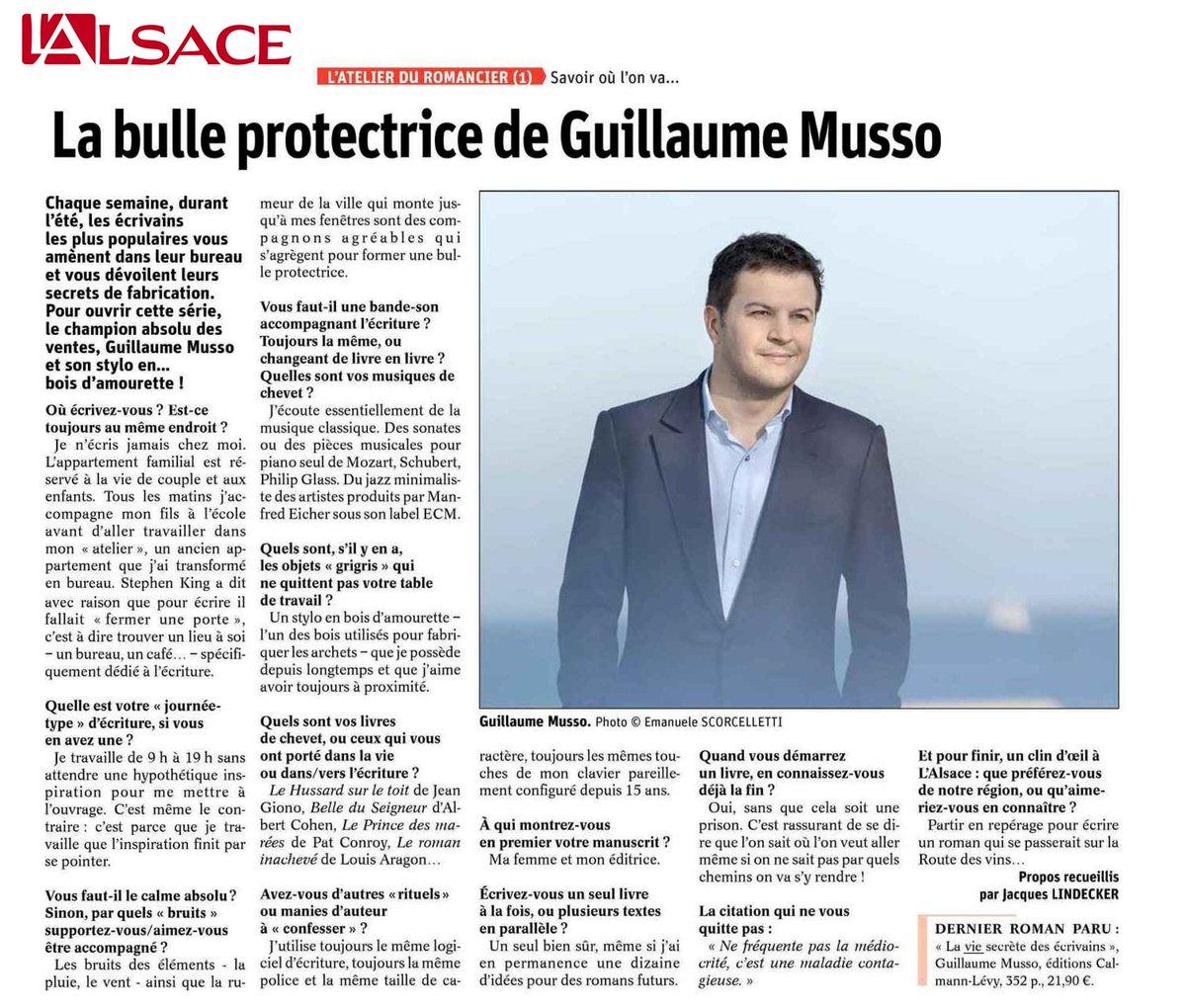 Guillaume Musso Decouvrez Le Dernier Livre De L Auteur