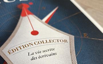 La vie secrète des écrivain, l'édition collector