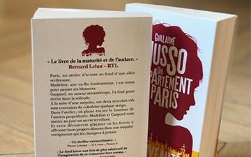 Parution En Poche De Un Appartement A Paris Suivez Toute