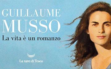 Edition italienne de La vie est un roman