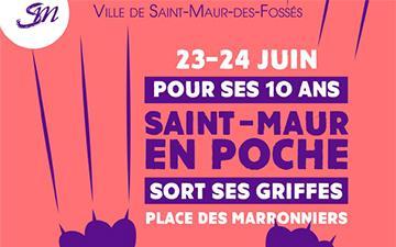 Saint-Maur en poche 2018